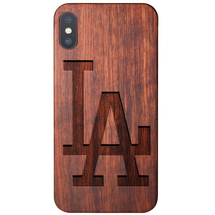 Los Angeles Dodgers iPhone XS Max Case Classic