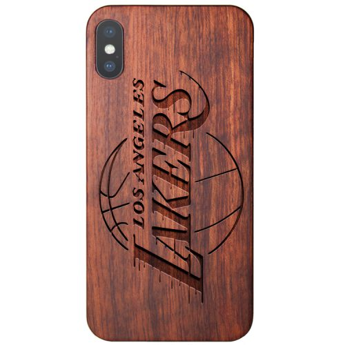 Los Angeles Lakers iPhone XS Case