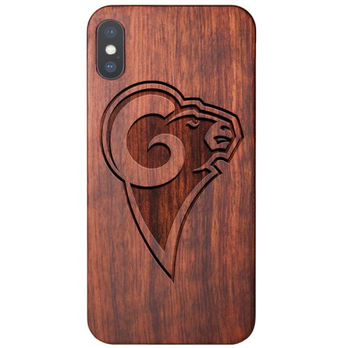 Los Angeles Rams iPhone XS Case