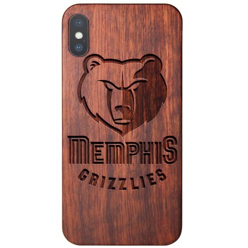 Memphis Grizzlies iPhone XS Case