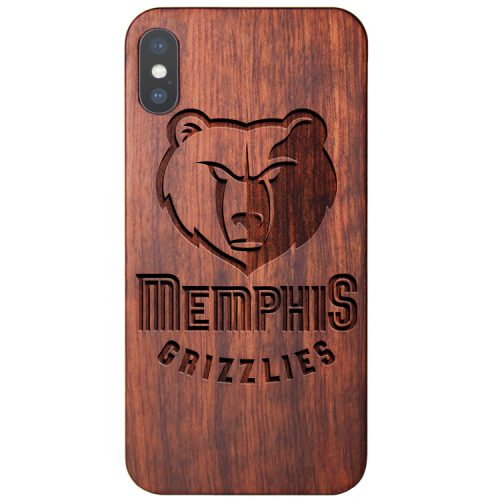 Memphis Grizzlies iPhone XS Max Case