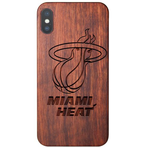 Miami Heat iPhone XS Case