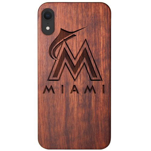 Miami Marlins iPhone XR Case