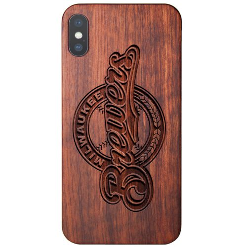 Milwaukee Brewers iPhone XS Max Case