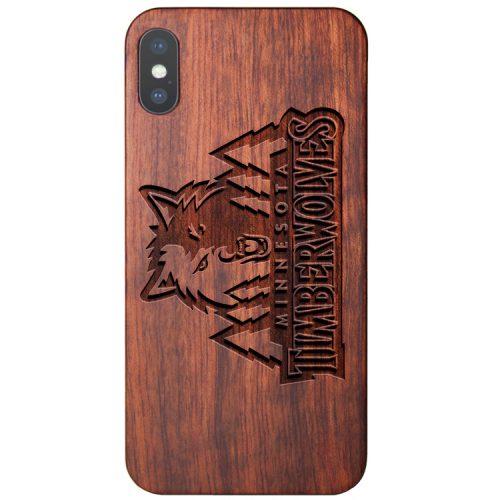 Minnesota Timberwolves iPhone XS Max Case