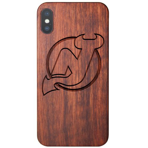 New Jersey Devils iPhone XS Max Case