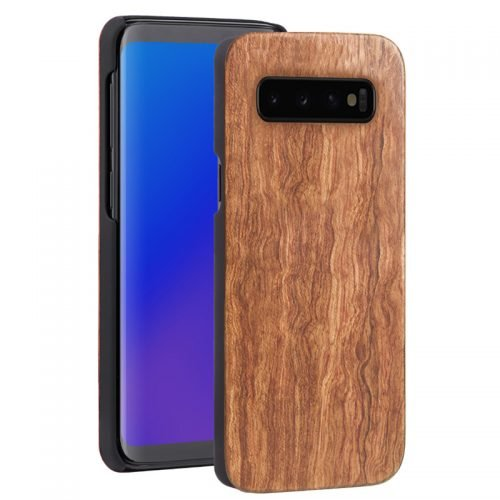 Samsung Galaxy S10 Case Samsung Galaxy S10 Case Real Wood S10 Cover Side
