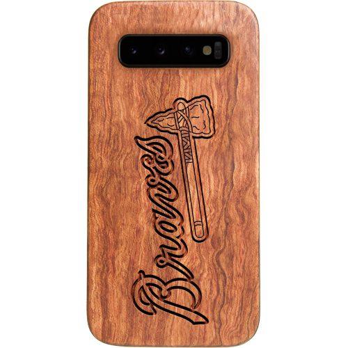 Atlanta Braves Galaxy S10 Plus Case