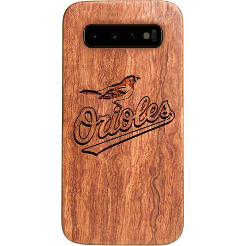 Baltimore Orioles Galaxy S10 Plus Case