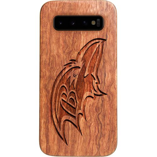 Baltimore Ravens Galaxy S10 Plus Case