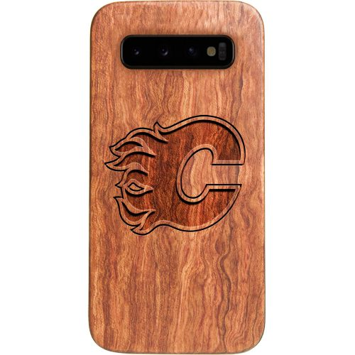 Calgary Flames Galaxy S10 Case