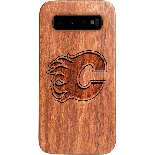 Calgary Flames Galaxy S10 Case