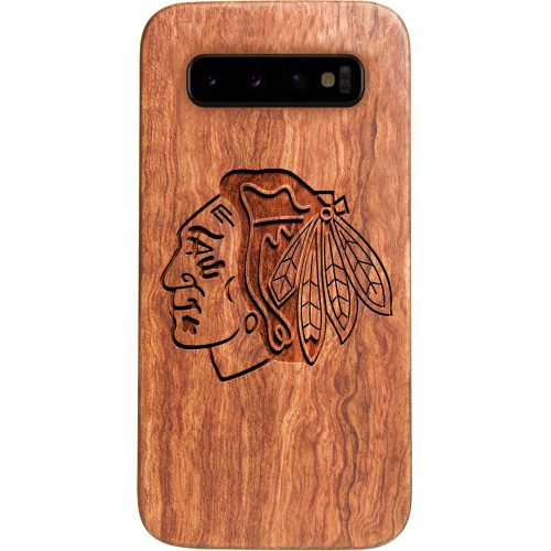 Chicago Blackhawks Galaxy S10 Plus Case