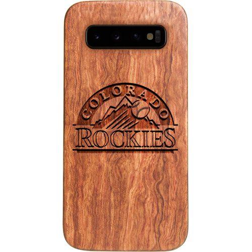 Colorado Rockies Galaxy S10 Case