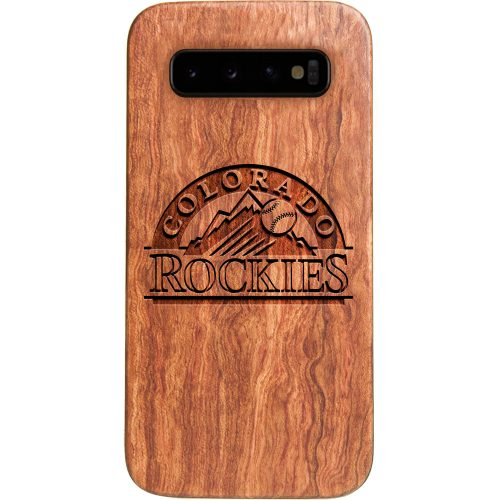 Colorado Rockies Galaxy S10 Plus Case
