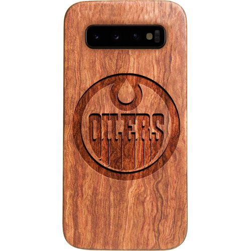 Edmonton Oilers Galaxy S10 Plus Case