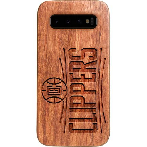 Los Angeles Clippers Galaxy S10 Plus Case