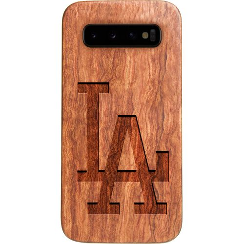 Los Angeles Dodgers Galaxy S10 Plus Case Classic
