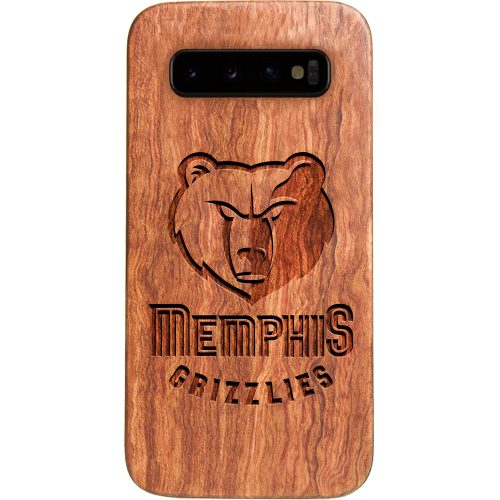 Memphis Grizzlies Galaxy S10 Plus Case