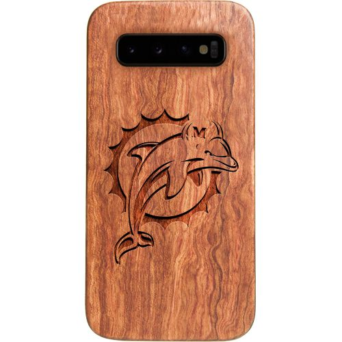 Miami Dolphins Galaxy S10 Case