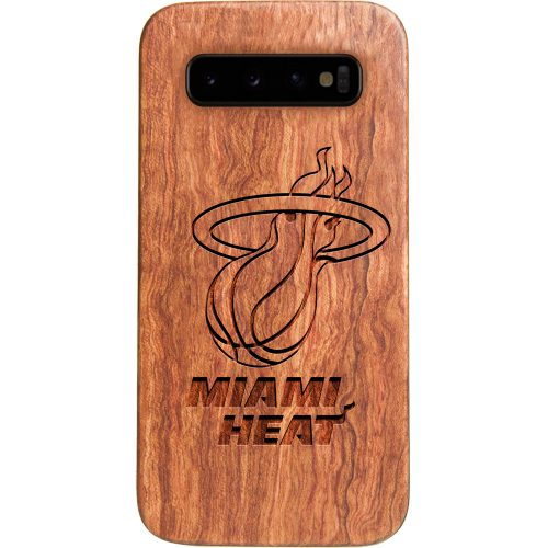 Miami Heat Galaxy S10 Plus Case