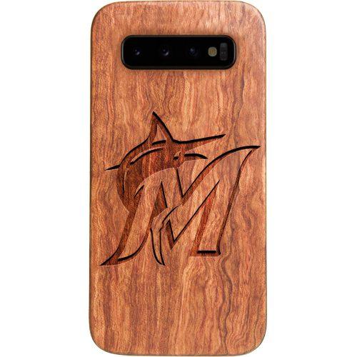 Miami Marlins Galaxy S10 Plus Case