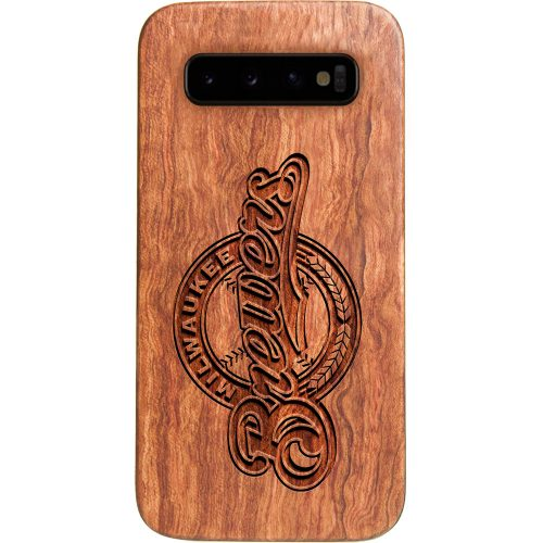 Milwaukee Brewers Galaxy S10 Plus Case