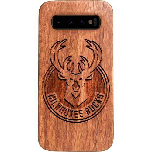 Milwaukee Bucks Galaxy S10 Case