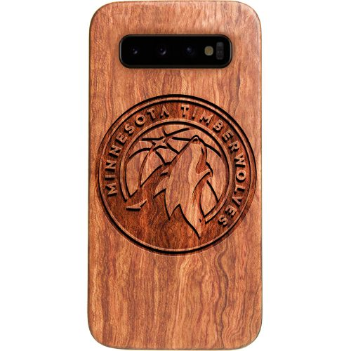 Minnesota Timberwolves Galaxy S10 Plus Case