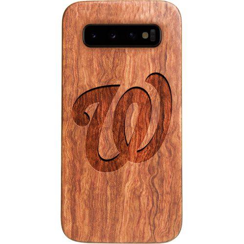 Washington Nationals Galaxy S10 Plus Case Classic