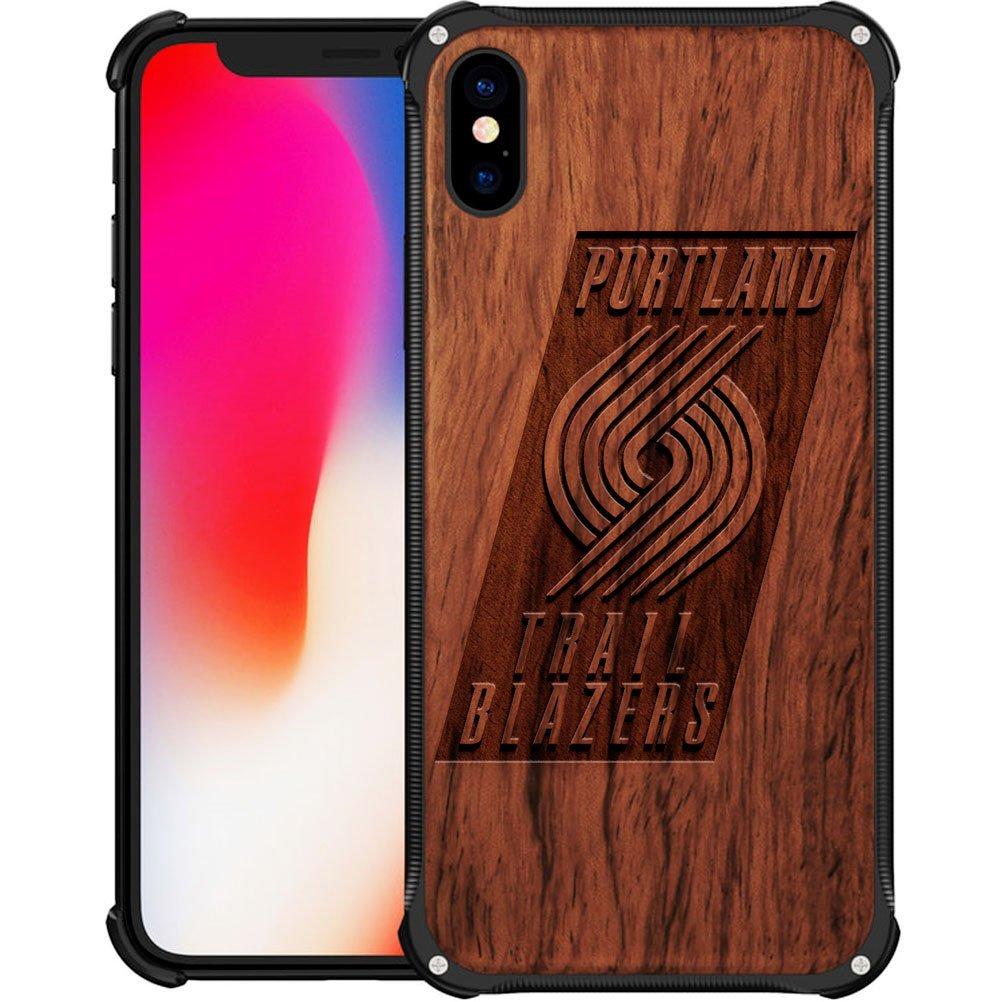 Portland Blazers 2019: Portland Trail Blazers IPhone XS Case