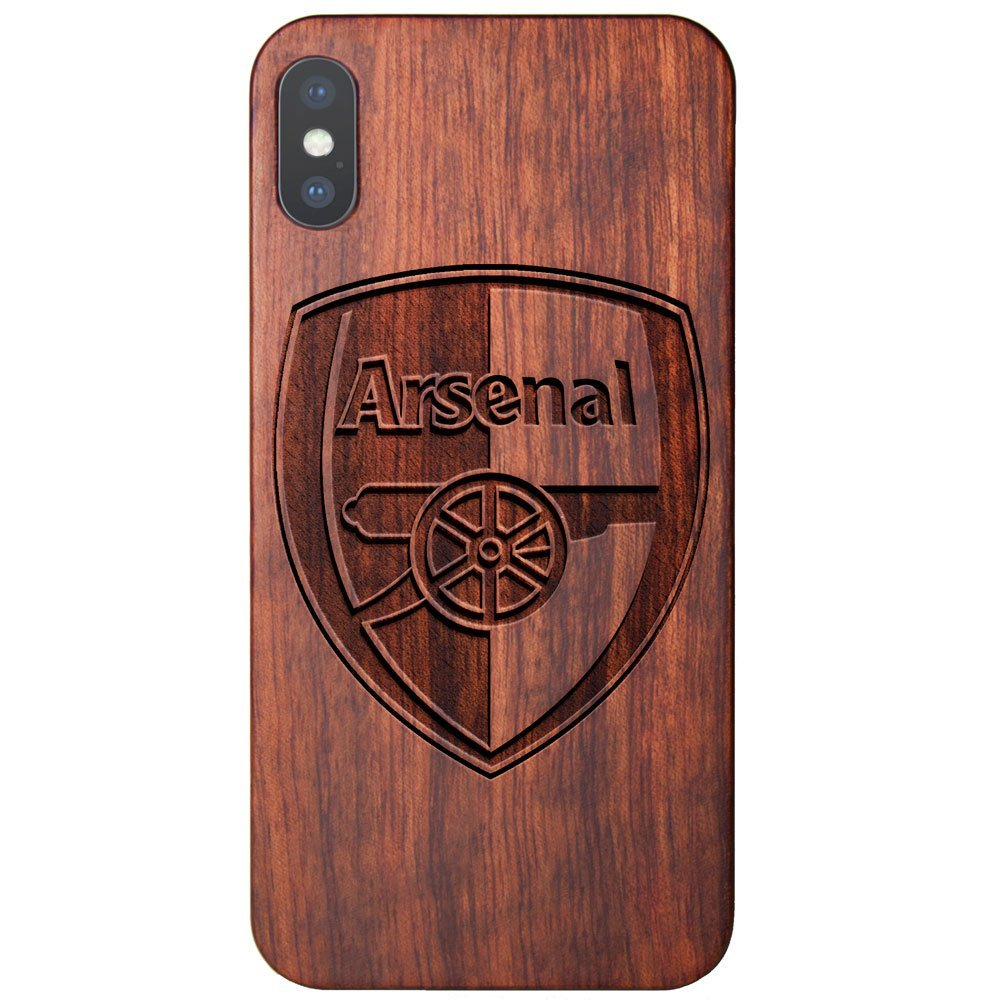 arsenal iphone xs case
