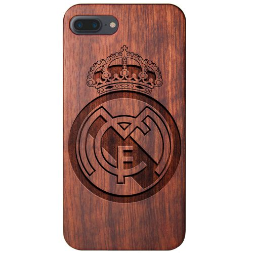 Real Madrid CF iPhone 7 Plus Case - Wood iPhone 7 Plus Cover