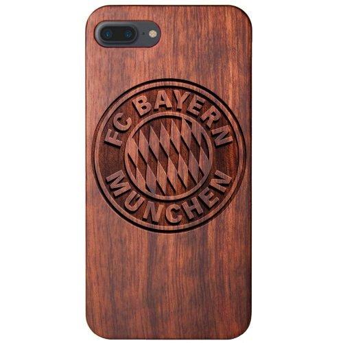 FC Bayern Munich iPhone 7 Plus Case Wood iPhone 7 Plus Cover