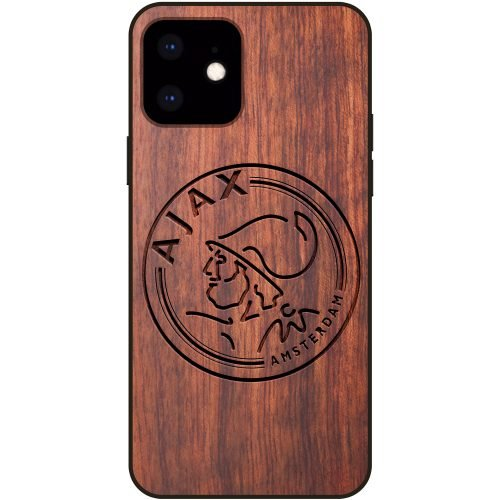 AFC Ajax iPhone 11 Case - Wood iPhone 11 Cover