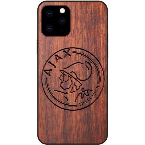 AFC Ajax iPhone 11 Pro Max Case - Wood iPhone 11 Pro Max Cover