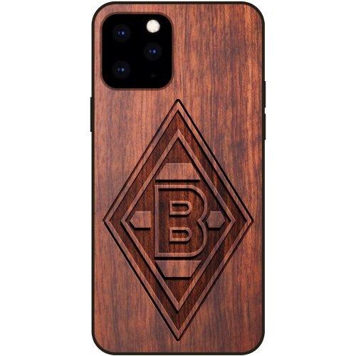 Borussia Monchengladbach iPhone 11 Pro Max Case - Wood iPhone 11 Pro Max Cover